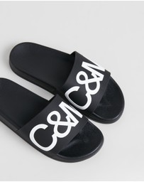 CAMILLA AND MARC - Large Logo Slides
