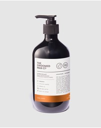 The Groomed Man Co - Citrus Blast Body Moisturiser