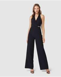 Forever New - Athena Drape Jumpsuit
