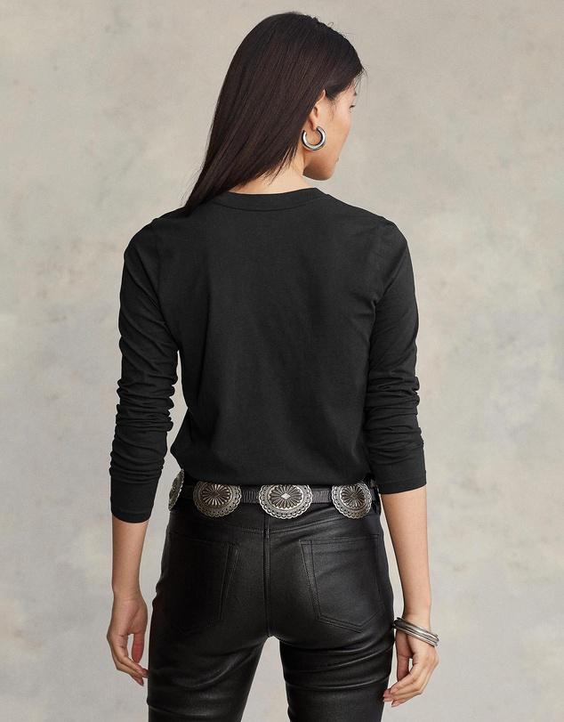 Women Jersey Long-Sleeve Shirt