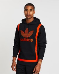 adidas Originals - Warm-Up Hoodie