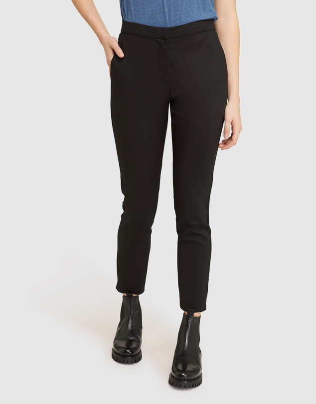 Oxford - Carrie Pencil Pants