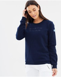 North Sails - Long Sleeve Round Neck Sweat