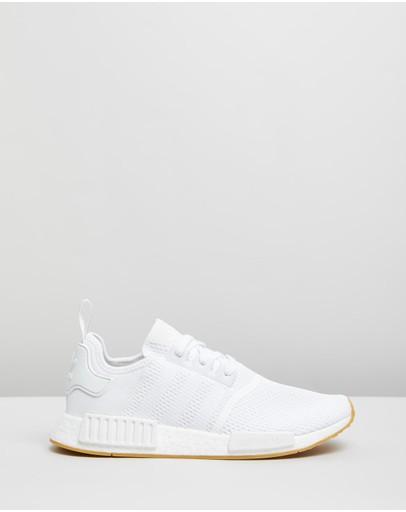 Adidas Originals Nmd R1 Ftwr White & Crystal