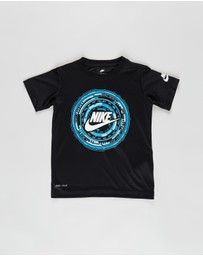 Nike - Dial Short Sleeve Tee - Kids