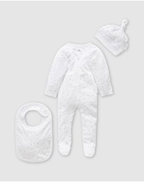 Purebaby - 3-Piece Set - Babies