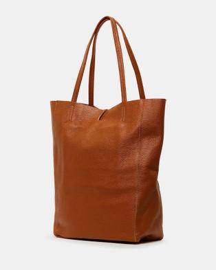 BEE Monica Brown - Handbags (Brown)