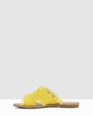 Los Cabos Marie - Sandals (Yellow)