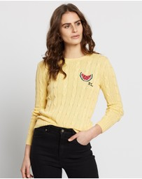 Polo Ralph Lauren - Classic LS Sweater