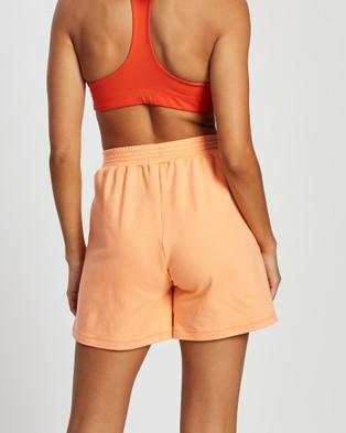 AVE Activewoman Authentic Track Shorts - Shorts (Orange)