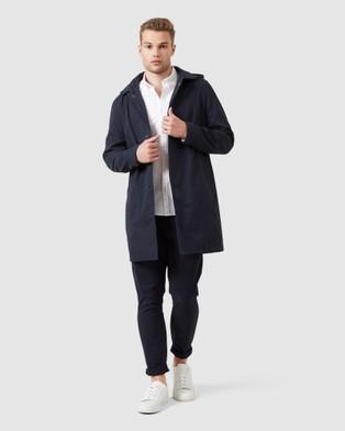 French Connection Everyday Jacket - Coats & Jackets (MARINE BLUE)