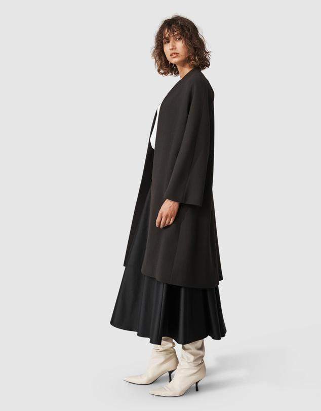 Women Pierre Coat