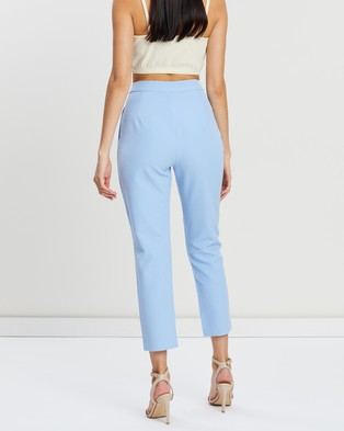 Atmos&Here Bella Pants - Pants (Cornflower)