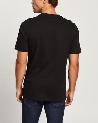 adidas Originals ZX Chest Print Tee - Short Sleeve T-Shirts (Black)