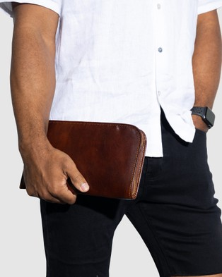 Republic of Florence Sulla - Wallets (Brown)