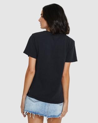 Ksubi Topnotch T Shirt - Short Sleeve T-Shirts (BLACK)