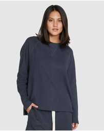 Cloth & Co. - Organic Cotton Waffle Sweat