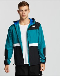New Balance - R.W.T. Lightweight Woven Jacket