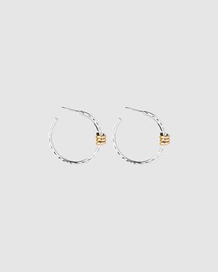 Najo Tumbaga Amarres Earrings - Jewellery (Silver)