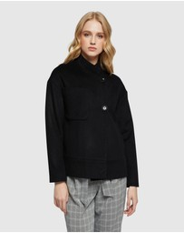 Oxford - Sammy Pocket Front Jacket