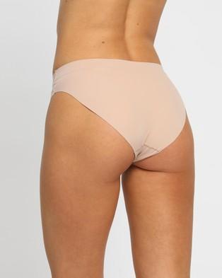 Calvin Klein Perfectly Fit Flex Bikini Briefs - Bikini Briefs (Honey Almond)