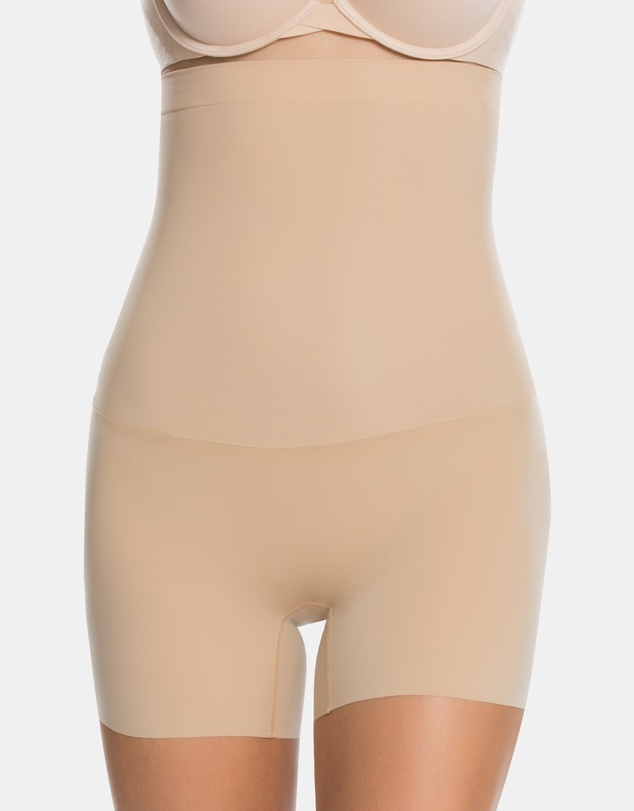 Spanx - Shape My Day High-Waisted Girl Shorts