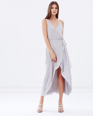 Isla – Harmonic Dress Silver
