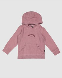 Billabong - Groms Overdye Pop Hoodie