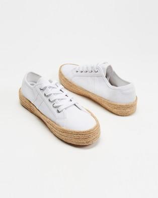 Human Premium Charlotte - Sneakers (White)