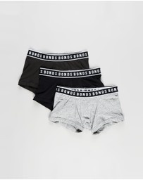Bonds - 3-Pack Fit Trunks