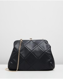 TOPSHOP - Oversized Quilted Clutch