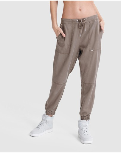 Superdry - Sonoran Tencel Joggers