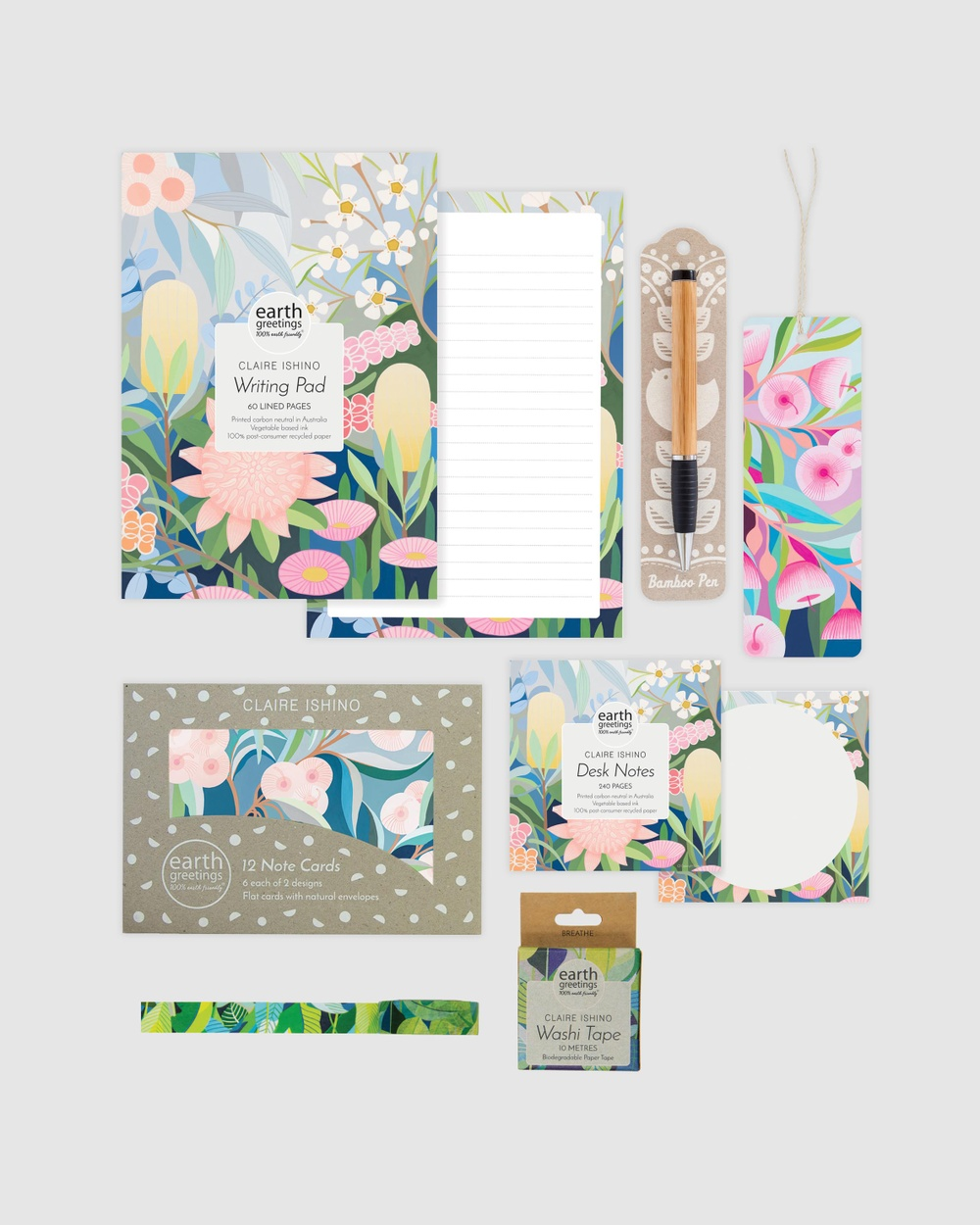 Earth Greetings Spirit Lifter Bundle All Stationery Blossom
