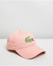 Lacoste - Big Croc Cotton Cap