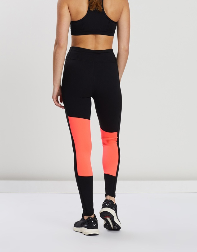 Puma - Logo 7/8 Graphic Tights