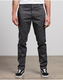 Dickies - WE 872 Slim Tapered Fit Pants