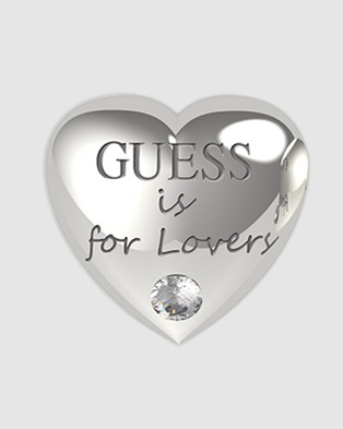 Guess Guess Is For Lovers - Jewellery (Silver)