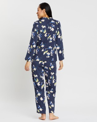Gingerlilly Beth Pyjama Set - Two-piece sets (Navy)