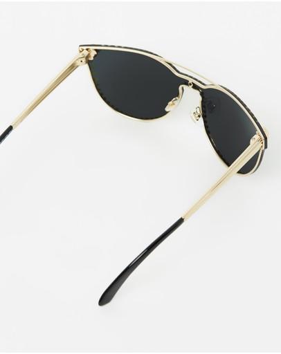 Versace Ve2177 Grey & Gold