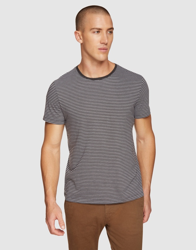 Oxford - Lewis Striped T-shirt
