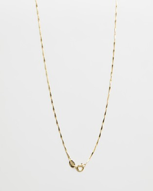 SAINT VALENTINE Cairo Fine Necklace - Jewellery (Gold)