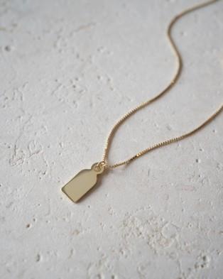 Hunter x Hunter Juliette Necklace - Jewellery (Gold)