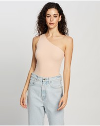 Atmos&Here - Darcy One-Shouldered Top