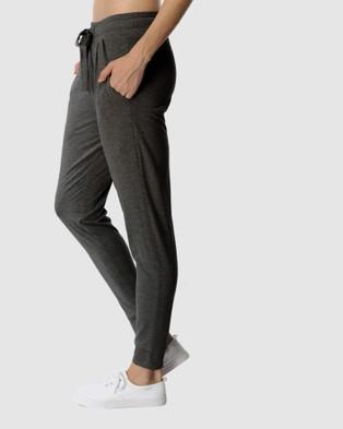 Deshabille Daily Calm Pants in Bag - Sweatpants (Charcoal)