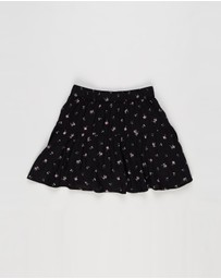 Abercrombie & Fitch - Circle Skort - Teens