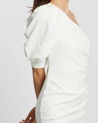 Pasduchas Mercurial Midi - Dresses (Ivory)