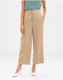Joseph - Brod Ramie Cotton Pants