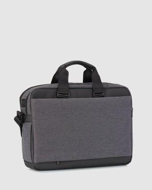 Hedgren Byte 2 Comp Briefcase 15.6