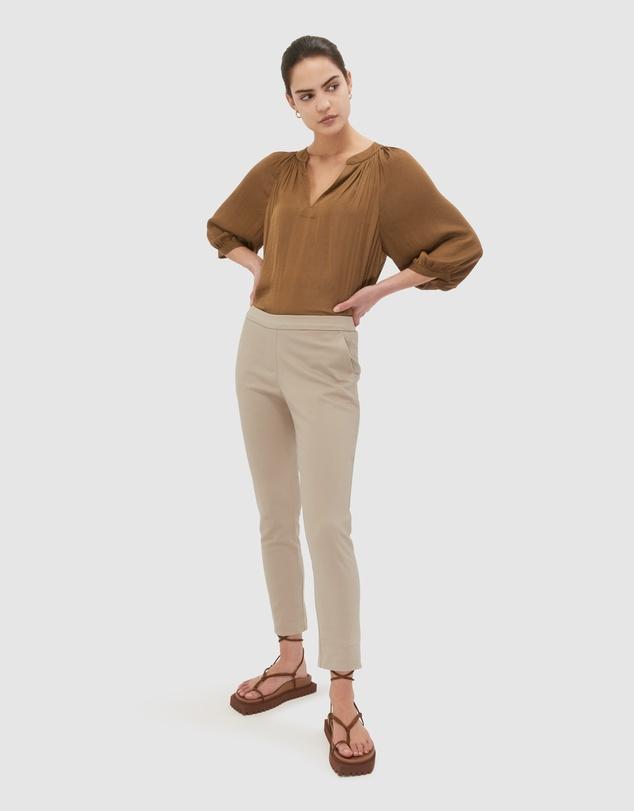 Women Lillian Half Sleeve Top
