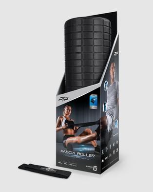 PTP Fascial Release Roller Novelty Gifts Black